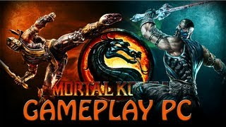 Mortal Kombat 9 Komplete Edition GAMEPLAY PC