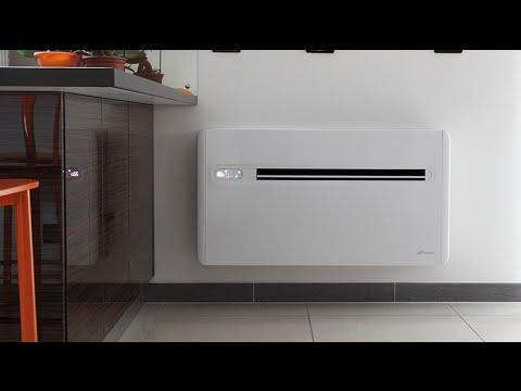 Airco zonder buitenunit Innova 2.0 Inverter - YouTube