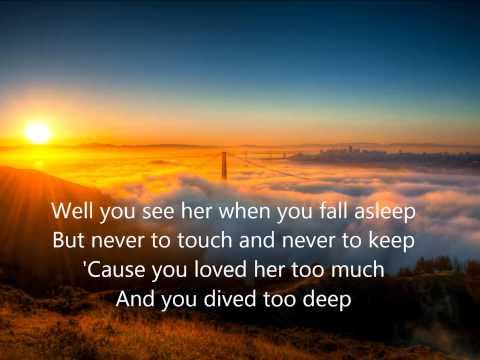 Passenger - Let Her Go With (Video lyrics)