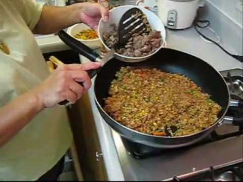 How to make fried rice authentic chinese style fast and easy how to make fried rice authentic chinese style fast and easy recipe forumfinder Choice Image