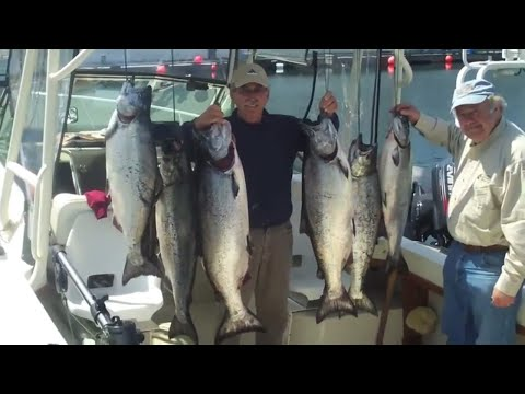 Great Customer created a fishing video with Wild Pacific Charters