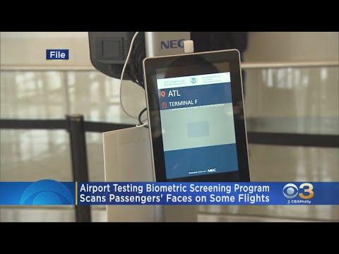 Philadelphia International Airport Begins Testing Biometric Screening Program
