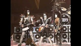 Kiss - Heavens On Fire