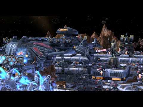 StarCraft 2 Apocalipsis. Capitulo III TRAILER