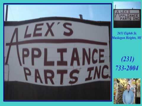 Alex's Appliance Parts Inc.
