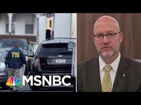 How The Shutdown Is Hurting FBI Operations | Velshi & Ruhle | MSNBC