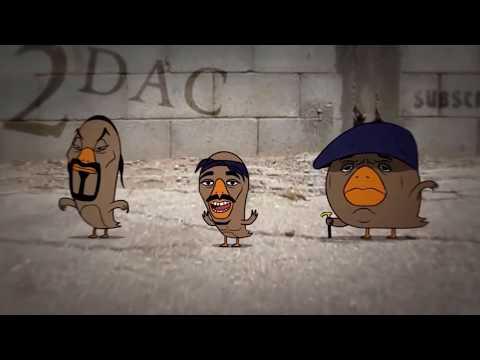 SUCK A DUCK - (original animated music video)