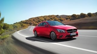 The New M.Benz CLA-Class南法試駕