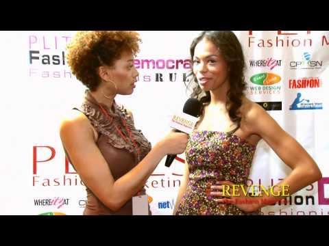 Rachel Interviews Remi Harvey, Model