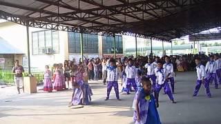 Folk dance gaway-gaway