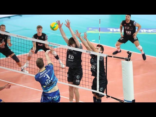Highlights di Trentino Itas-IBB Polonia London 3-0 (Champions League, 1st Round, Pool F)