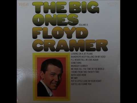 Floyd Cramer フロイド・クレイマー・Both Sides Now 青春の光と影
