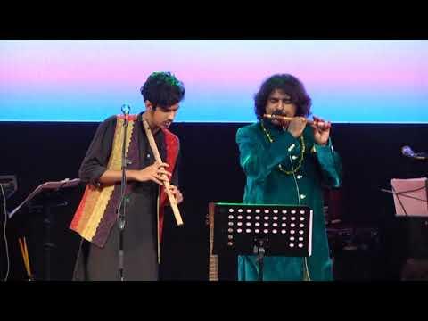 Jo Wada Kiya Woh Nibhana Padega | Flute version | Pandit Pravin Godkhind | Shadaj Godkhindi