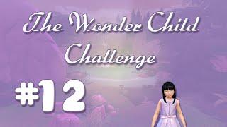 The Sims 4 Wonder Child Challenge 12: The Wonder Child is Born