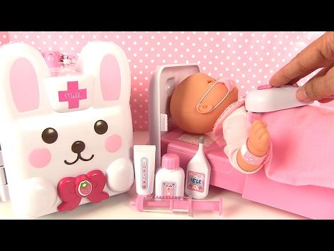 Poupon Rabbit Ambulance