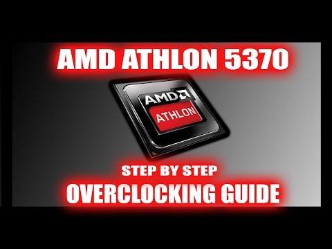 Amd Athlon 5370 (Kabini) Overclocking Guide