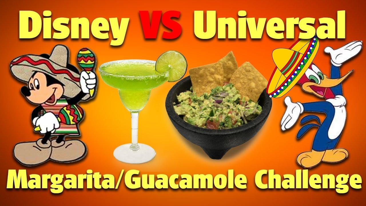 disney-vs-universal-margarita-guacamole-challenge