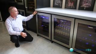 Expert Review Of The Features Of A Vintec V40bvcs3 Wine Cabinet - Appliances Online