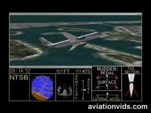 American Flight Boeing 587 Crash