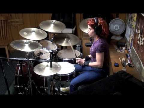 Play That Funky Music (White Boy)- Leif Garrett- Drum Cover