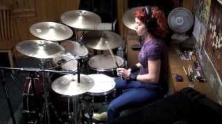 Play That Funky Music (White Boy)- Leif Garrett- Drum Cover