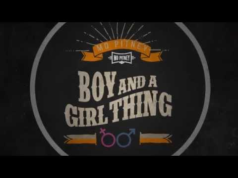 Mo Pitney - Boy & A Girl Thing (Official Lyric Video)