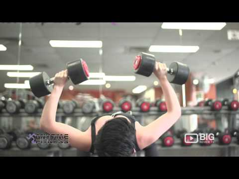 Anytime Fitness Gym in Sydney offering Fitness, Workout and Personal Training