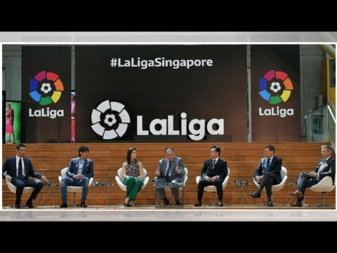 How laliga plans to outscore the premier league and bundesliga in asia pacific