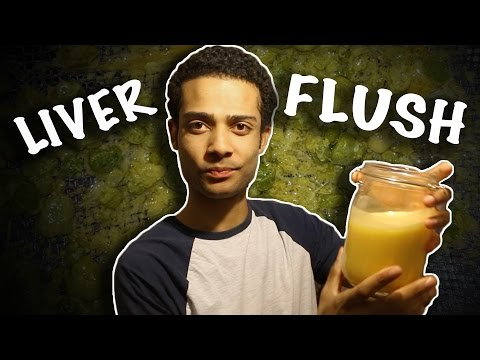 Liver Flush | How to Cleanse Your Gallbladder and Detox Your