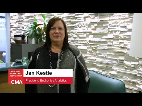Environics Analytics President & CEO, Jan Kestle: C-Suite Talks Marketing