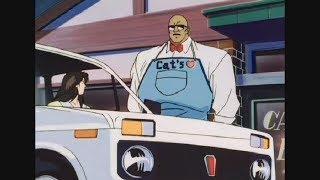 Такого вы не видели: LADA Niva в японской анимационной манге 1991 года