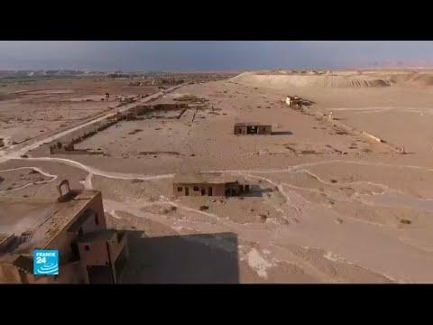 نهر الأردن.. أكثر المواقع المقدسة بالنسبة للمسيحيين ولكن أكثرها خطورة  - 16:22-2018 / 6 / 15
