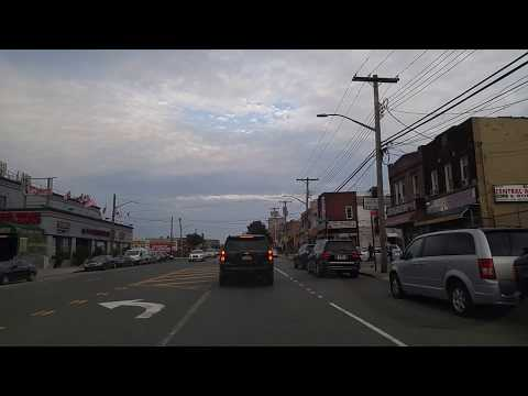 Driving from Ozone Park in Queens to Valley Stream in Nassau,New York