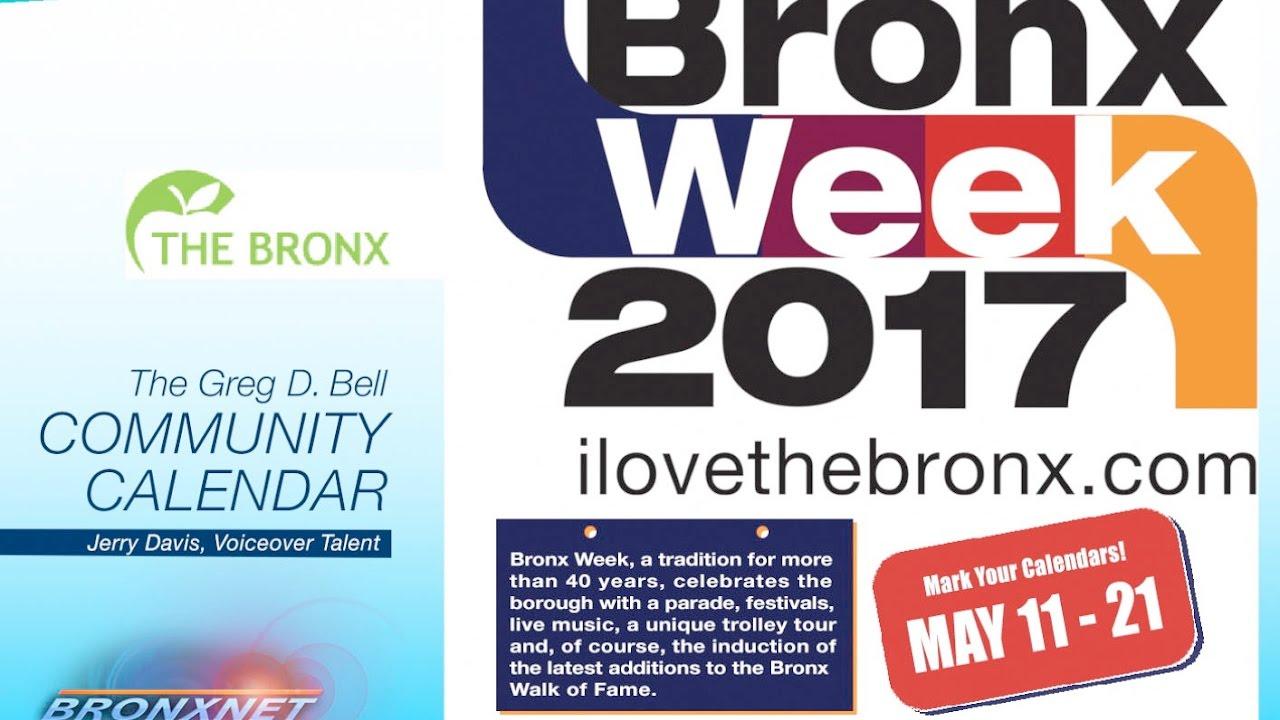 Community Calendar | May 2 - 8, 2017