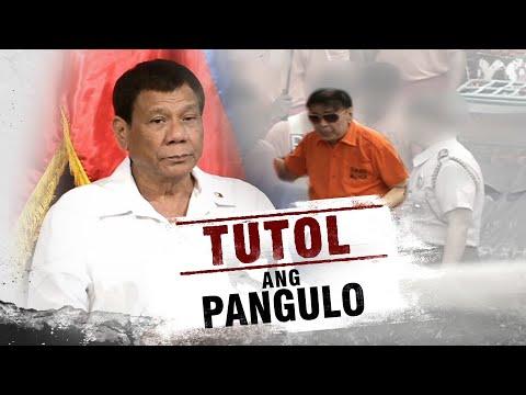 24 Oras: PRRD, hindi raw papayagang makalaya si Antonio Sanchez dahil sa GCTA, ayon kay Panelo