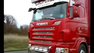 scania transport LORET