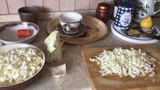 Постные щи из свежей капусты Вкусная постная кухня