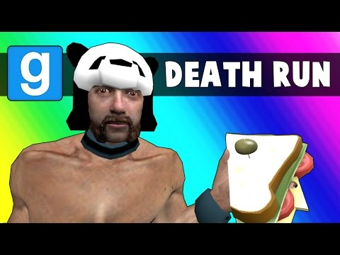 Thumbnail: Gmod Deathrun Funny Moments - The Iron Man Cave (Garry's Mod)