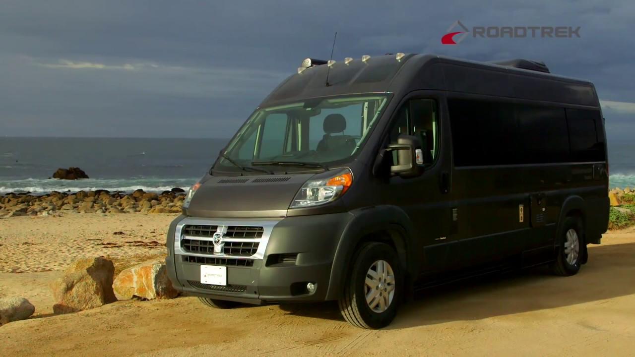 Roadtrek Class B Motorhomes | Carolina Coach & Marine