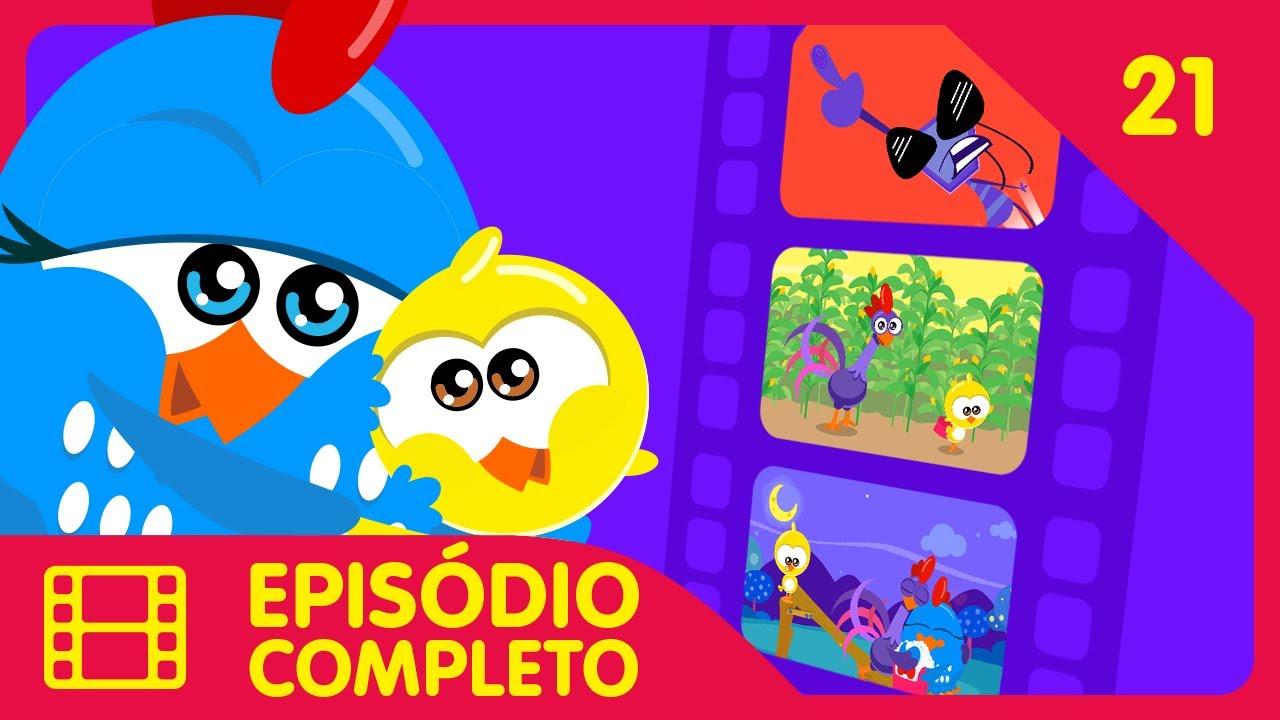 Galinha Pintadinha Mini Episodio 21 Completo 12 Min Youtube