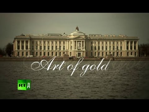 Art of Gold (Trailer) Painting, sculpture and romance inside Russia's famous classical art academy
