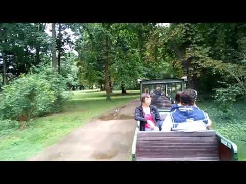 Parkeisenbahn Dresden Grosser Garten,16.7.2017 Ungarn-Deutschland Tag