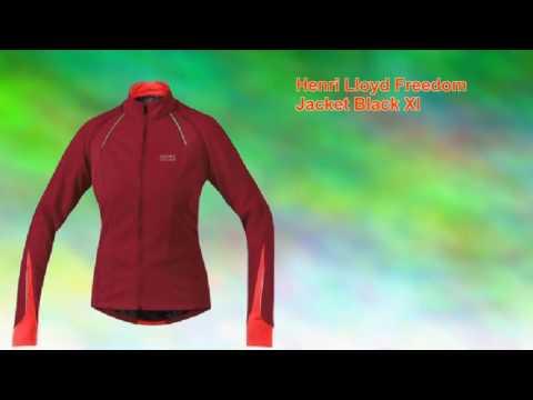 Henri Lloyd Freedom Jacket Black Xl