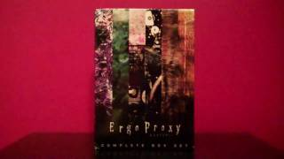 Ergo Proxy complete box set DVD review