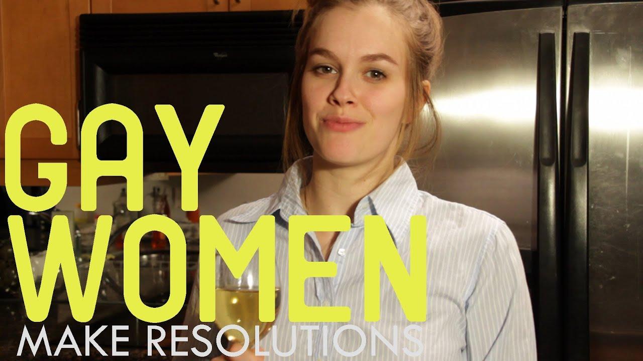 Gay Women Make Resolutions - Youtube-1492