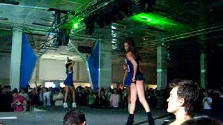 Flash [Radio Rekord] @ VTS ''Sibir Adolatli'', Novosibirsk [08.12.2008]