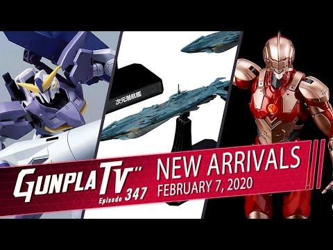 New Gunpla Arrivals For February 7th | Gunpla TV 347