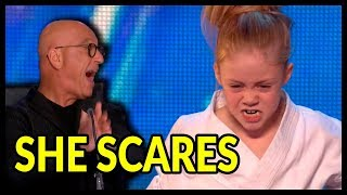"""Top 10 Women's """"UNEXPECTED & SHOCKING"""" Moments EVER That Will BLOW YOUR MIND - Got Talent World!"""