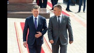 Президент ПМР встретился со Спецпредставителем Президента РФ