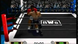 WCW/NWO World Tour: Joe Bruiser vs Hulk Hogan